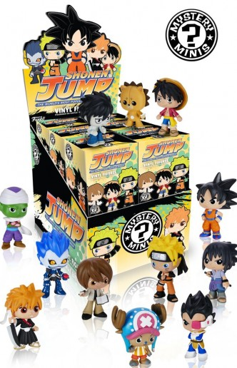 Mystery Minis - Best of Anime Serie 2