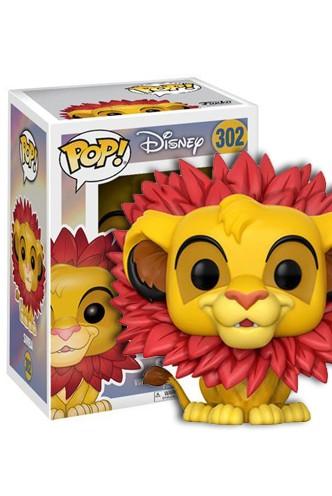 Pop Disney The Lion King Simba Funko Universe