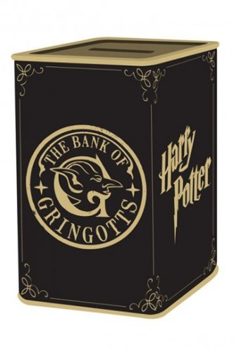 Harry Potter - Hucha Gringotts Bank Caja
