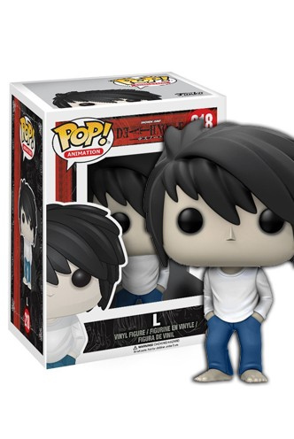 Pop! Anime: Death Note - L