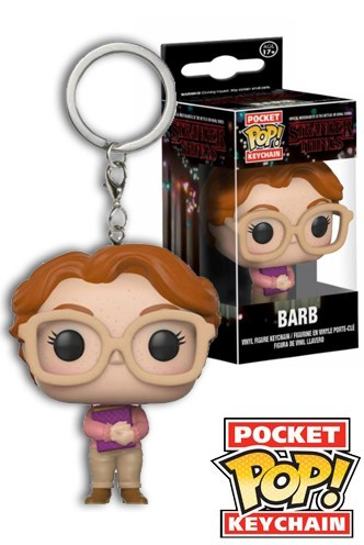 Pocket Pop! Keychain: Stranger Things - Barb