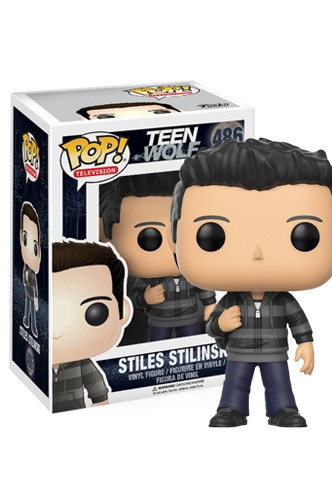 Pop! TV: Teen Wolf - Stiles Stilinski