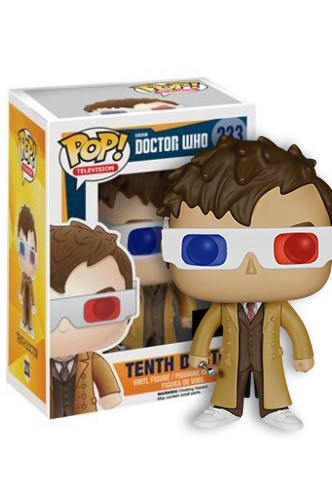 Pop! TV: Doctor Who: Gafas 3D Exclusivo