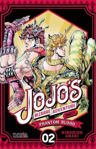 Jojo's Bizarre Adventure Parte 1: Phantom Blood 02