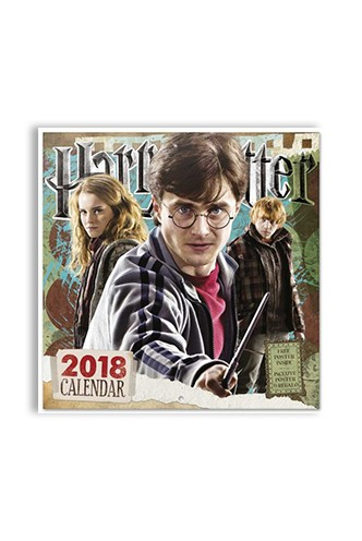 Calendario Harry Potter.Harry Potter Calendario 2018 Funko Universe Planet Of