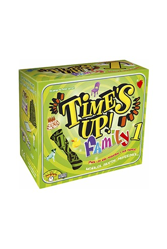 Time 39 s up family 1 verde universo funko planeta de for Time stories juego de mesa