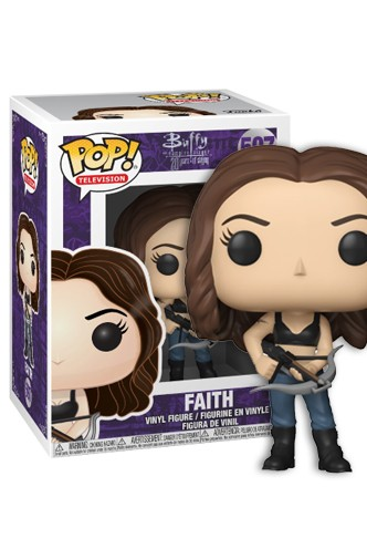 Pop! TV: Buffy Cazavampiros - Faith