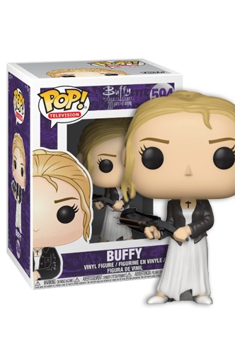 Pop! TV: Buffy Cazavampiros - Buffy
