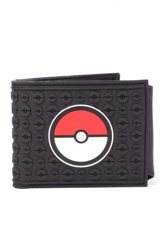 Pokémon - Pokeball cartera