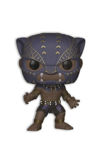 Pop! Marvel: Black Panther - Black Panther Waterfall