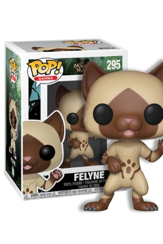 Pop! Game: Monster Hunters - Felyne