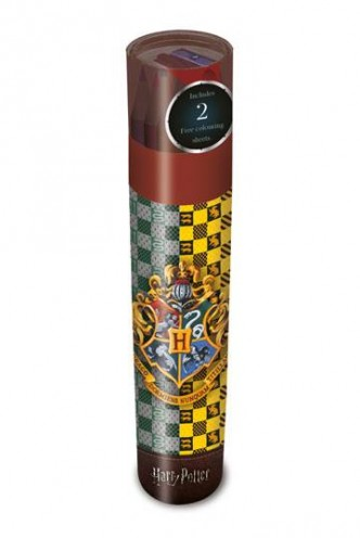 Harry Potter - Pencil Tube Hogwarts