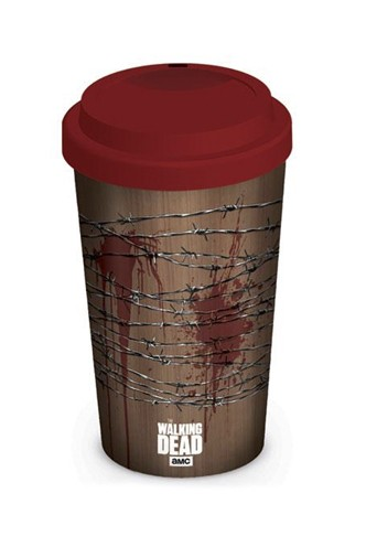 The Walking Dead - Taza de Viaje Lucille