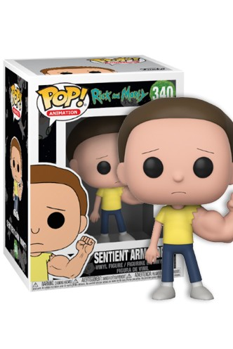 Pop! Animation: Rick and Morty - Sentinent Arm Morty