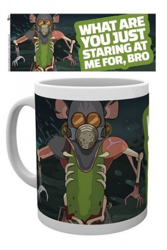 Rick y Morty - Taza Mask