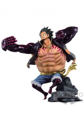 One Piece - Figure Gear 4th Monkey D Luffy Special
