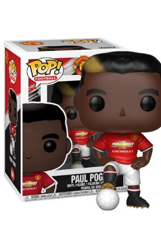 Pop! Football: Man United - Paul Pogba