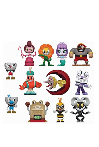 Mystery Mini: Games - Cuphead
