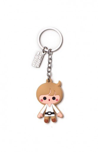 Star Wars - Luke Skywalker Rubber Keychain