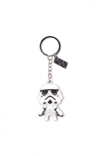 Star Wars - Llavero Storm Trooper