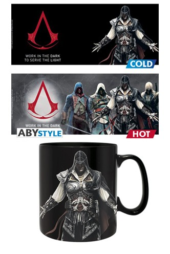 Assassin's Creed - Mug Heat Change