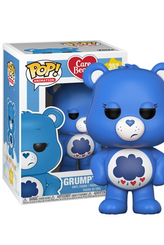 Pop! Animation: Care Bears - Grumpy Bear