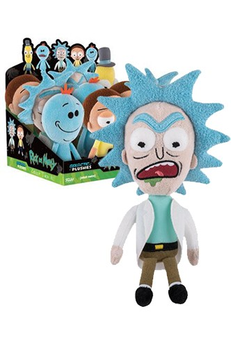 Funko: Peluches Rick y Morty - Rick 1