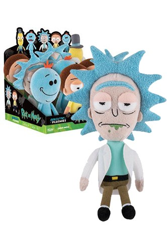 Funko: Peluches Rick y Morty - Rick 2