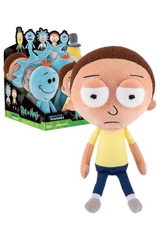 Funko: Peluches Rick y Morty - Morty 1