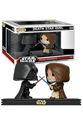 Pop! Star Wars: Movie Moments - Darth Vader & Obi Wan