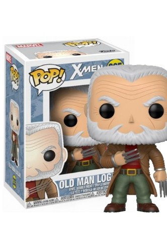 Pop! Marvel: Old Man Logan Exclusivo