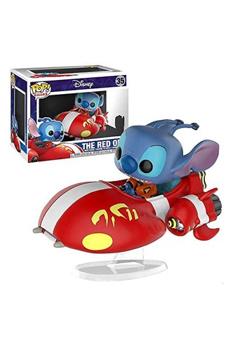 Pop! Rides: Disney - Lilo & Stitch The Red One