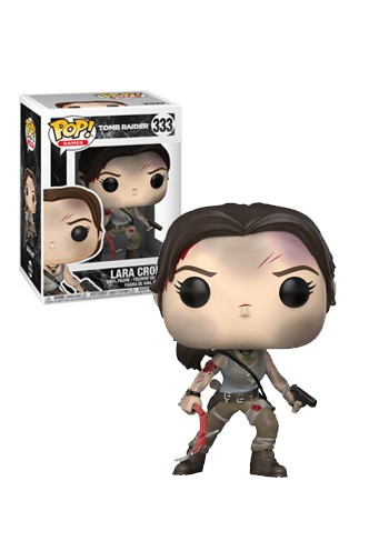 Pop! Movie: Tomb Raider - Lara Croft