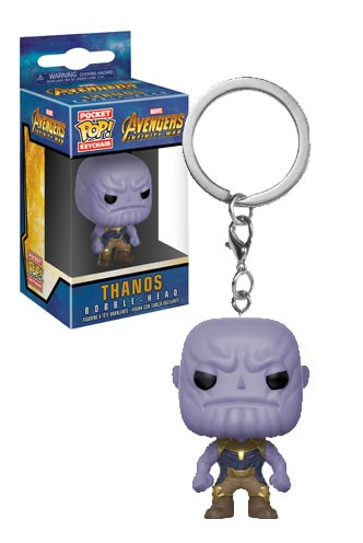 Pocket Pop! Keychain: Marvel - Avengers: Infinity War - Thanos