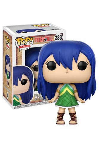 Pop! Anime: Fairy Tail - Wendy Marvell