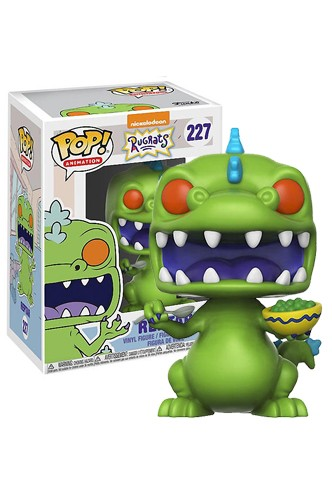 Pop! TV Nickelodeon 90's: Rugrats - Reptar/Cereal Exclusivo