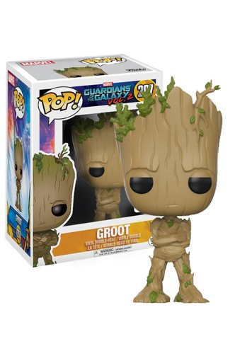 Pop! Marvel: Guardianes de la Galaxia Vol. 2 - Teenage Groot Exclusivo
