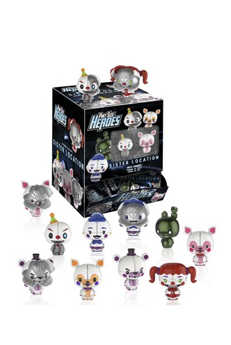 Pint Size Heroes: Five Nights At Freddy's Sister Location