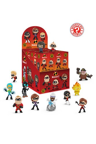 Mystery Mini Disney: The Incredibles 2