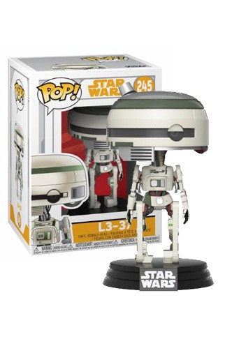 Pop! Star Wars: Solo - L3-37