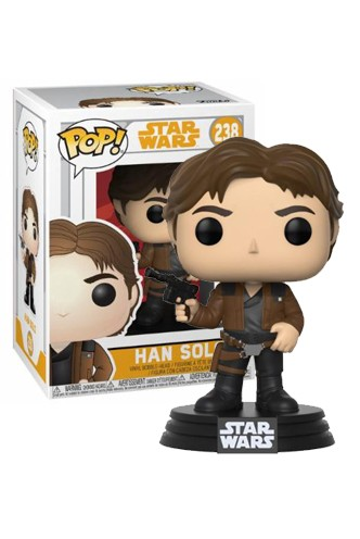 Pop! Star Wars: Solo - Han Solo