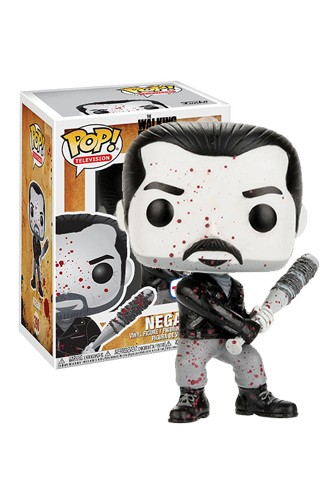 Pop! TV: The Walking Dead - Negan B&W Exclusiva