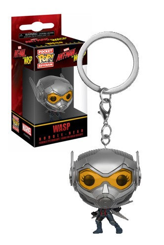 Pocket Pop! Keychain Marvel: Ant-Man & The Wasp - Wasp