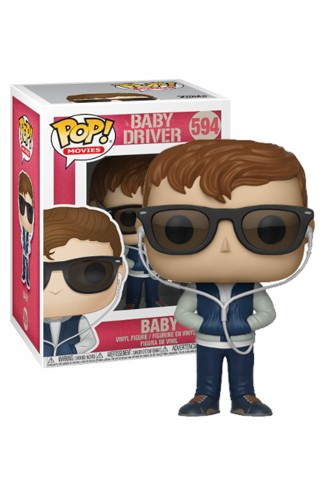Pop! Movies: Baby Driver - Baby