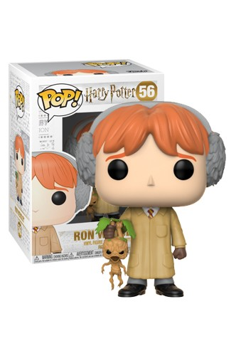 Pop! Movies: Harry Potter S5 - Ron Weasley w/Mandrake