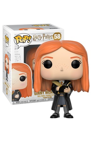 Pop Harry Potter Ginny Weasley S5 w// Diary Funko