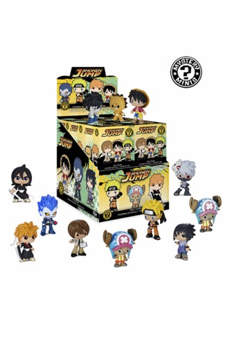 Mystery Mini: Best of Anime