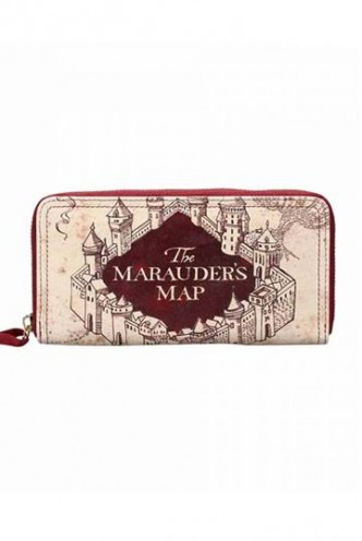 Harry Potter - Purse Marauder's Map
