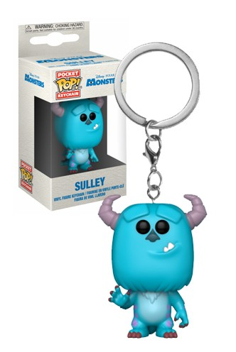 Pocket Pop! Keychain Disney: Monstruos SA - Sulley