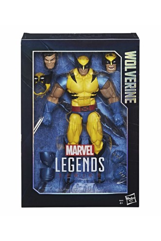 Marvel Legends - Figura Wolverine Classic